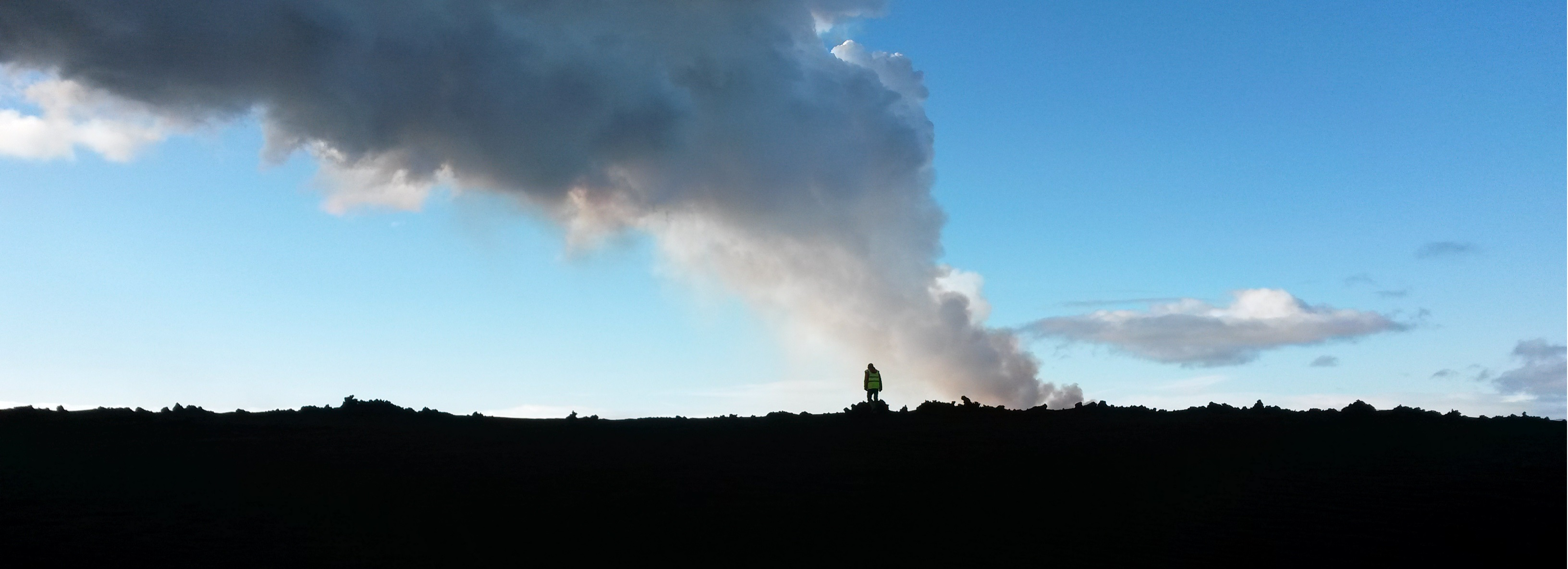 A Baptism by Fire � Volcano Seismology Fieldwork in Iceland | The ...